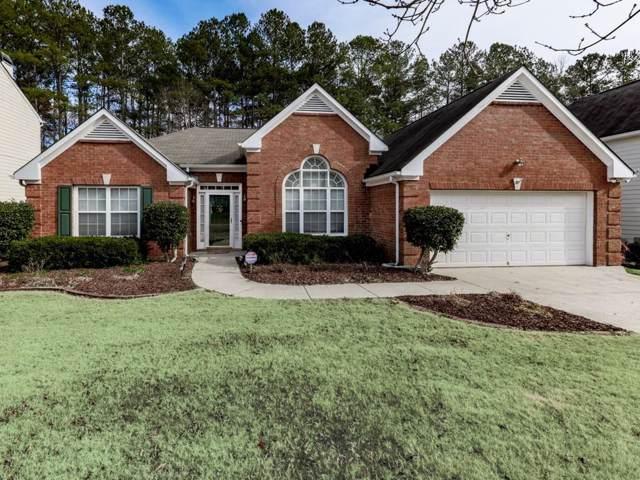3057 Trotters Field Drive SW, Marietta, GA 30064 (MLS #6652272) :: North Atlanta Home Team