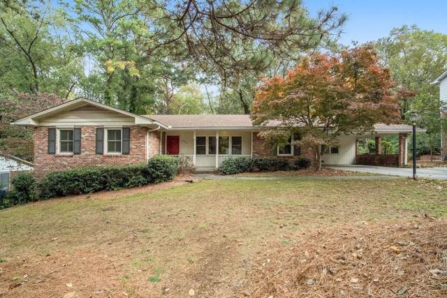 1431 Altamont Drive, Decatur, GA 30033 (MLS #6652285) :: RE/MAX Paramount Properties