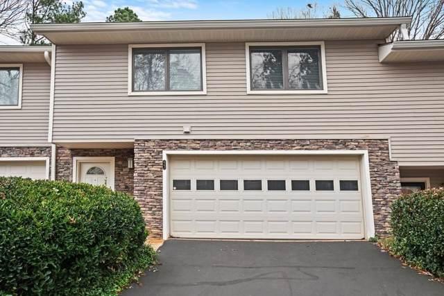 53 Basswood Circle, Sandy Springs, GA 30328 (MLS #6652296) :: RE/MAX Prestige