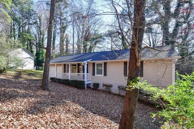 2897 Rockcliff Road SE, Atlanta, GA 30316 (MLS #6652332) :: Rock River Realty
