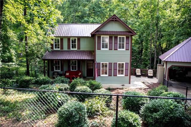 3035 Big Tree Road, Gainesville, GA 30501 (MLS #6652350) :: RE/MAX Paramount Properties