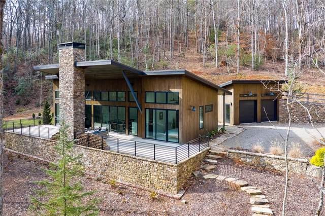 545 Cowart Mountain Road, Jasper, GA 30143 (MLS #6652355) :: RE/MAX Paramount Properties