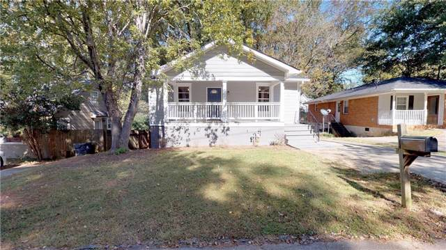 1837 Dorsey Avenue, East Point, GA 30344 (MLS #6652357) :: KELLY+CO
