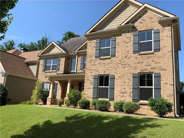 2177 Roberts View Trail, Buford, GA 30519 (MLS #6652384) :: The Hinsons - Mike Hinson & Harriet Hinson