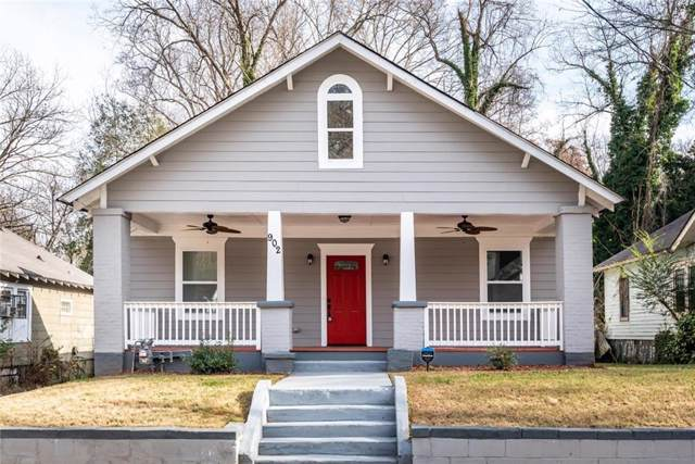 902 Gaston Street SW, Atlanta, GA 30310 (MLS #6652399) :: North Atlanta Home Team
