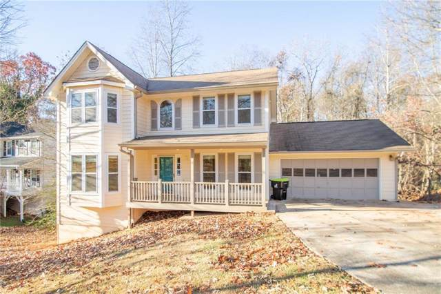 5511 Dorsett Shoals Road, Douglasville, GA 30135 (MLS #6652432) :: North Atlanta Home Team