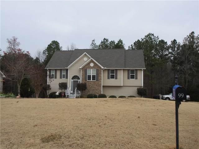 99 Valley Edge Drive, Rockmart, GA 30153 (MLS #6652439) :: North Atlanta Home Team