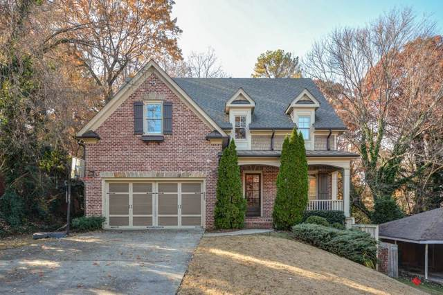 2588 Stoland Drive NE, Brookhaven, GA 30319 (MLS #6652471) :: RE/MAX Paramount Properties