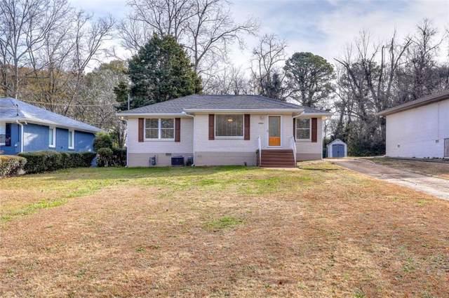 2068 Cloverdale Drive SE, Atlanta, GA 30316 (MLS #6652477) :: North Atlanta Home Team