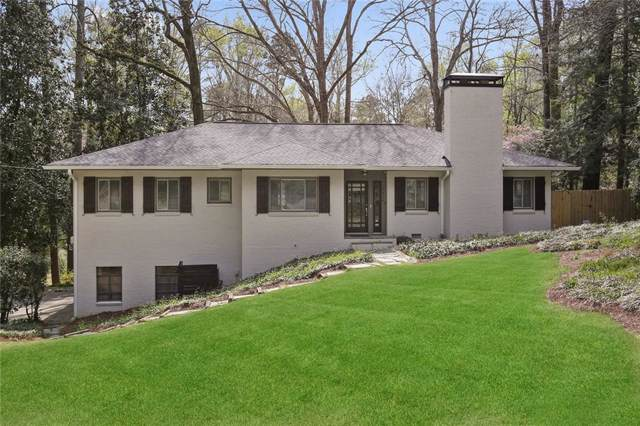 1039 Ferncliff Road NE, Atlanta, GA 30324 (MLS #6652478) :: Path & Post Real Estate