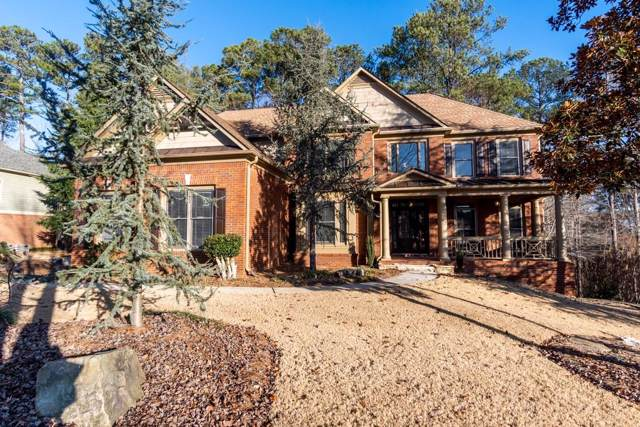 154 Laurel Way, Woodstock, GA 30188 (MLS #6653505) :: North Atlanta Home Team