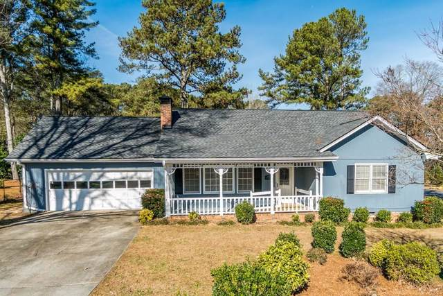 2171 Plantation Court NW, Lawrenceville, GA 30044 (MLS #6653515) :: The Hinsons - Mike Hinson & Harriet Hinson