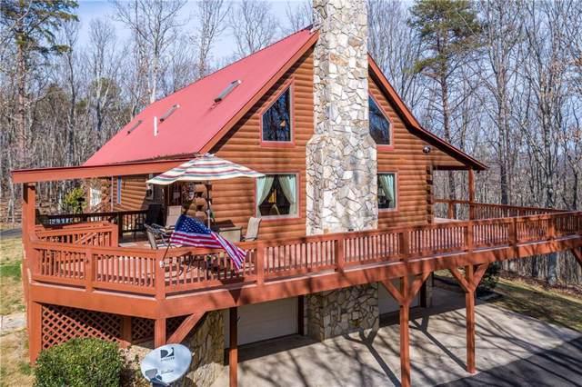 2577 W Price Creek Road, Talking Rock, GA 30175 (MLS #6653518) :: The North Georgia Group
