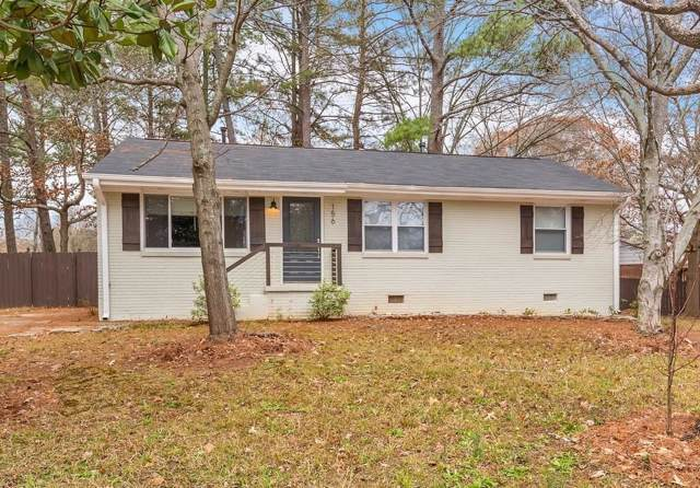 156 Long Drive SW, Marietta, GA 30060 (MLS #6653531) :: KELLY+CO