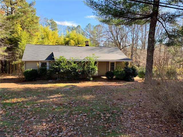 10574 Ball Ground Highway, Ball Ground, GA 30107 (MLS #6653532) :: The Heyl Group at Keller Williams