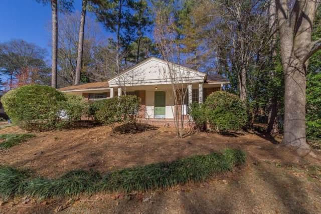 1525 Sanden Ferry Drive, Decatur, GA 30033 (MLS #6653533) :: North Atlanta Home Team