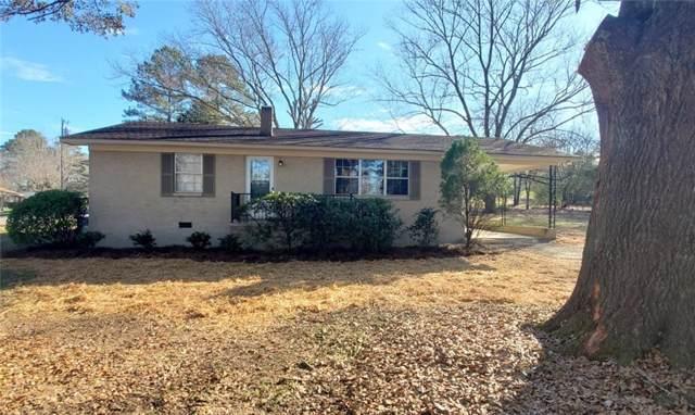 150 Lavista Drive SW, Calhoun, GA 30701 (MLS #6653554) :: North Atlanta Home Team