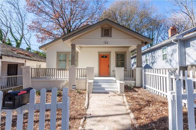 36 Booker Street NW, Atlanta, GA 30314 (MLS #6653563) :: The Heyl Group at Keller Williams