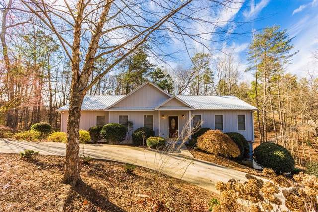 3670 Lakeview Drive, Gainesville, GA 30501 (MLS #6653568) :: The Butler/Swayne Team