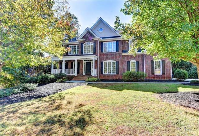 101 Highgrove Drive, Suwanee, GA 30024 (MLS #6653579) :: The Cowan Connection Team
