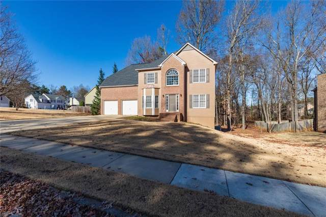 5326 Evian Crossing NW, Kennesaw, GA 30152 (MLS #6653586) :: The Heyl Group at Keller Williams