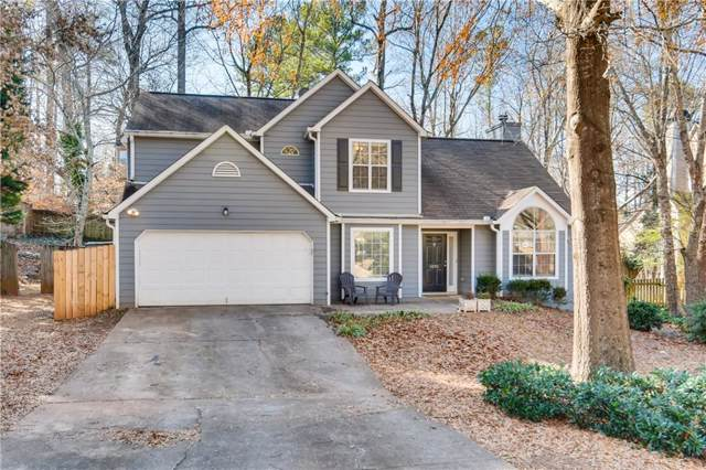 1075 Taylor Oaks Drive, Roswell, GA 30076 (MLS #6653587) :: RE/MAX Paramount Properties