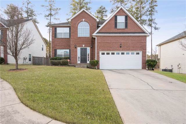 7557 Willow Leaf Trail, Lithonia, GA 30058 (MLS #6653605) :: North Atlanta Home Team