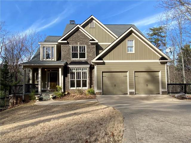 109 Moose Loop, Waleska, GA 30183 (MLS #6653606) :: North Atlanta Home Team