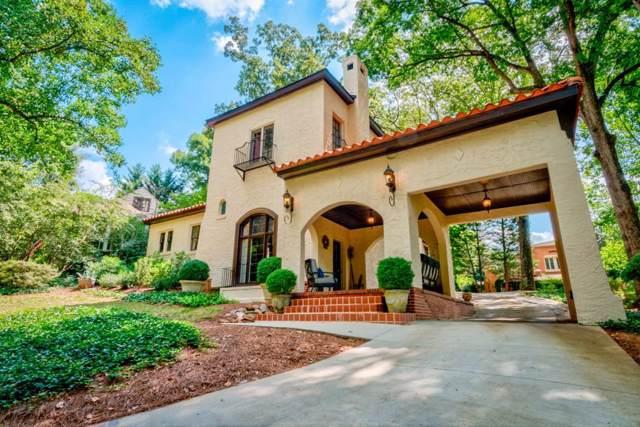 1173 Villa Drive NE, Atlanta, GA 30306 (MLS #6653671) :: The Realty Queen Team