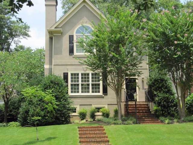 1147 Brookhaven Court NE, Brookhaven, GA 30319 (MLS #6653690) :: The North Georgia Group