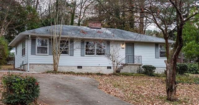 2881 Orion Drive, Decatur, GA 30033 (MLS #6653705) :: RE/MAX Paramount Properties