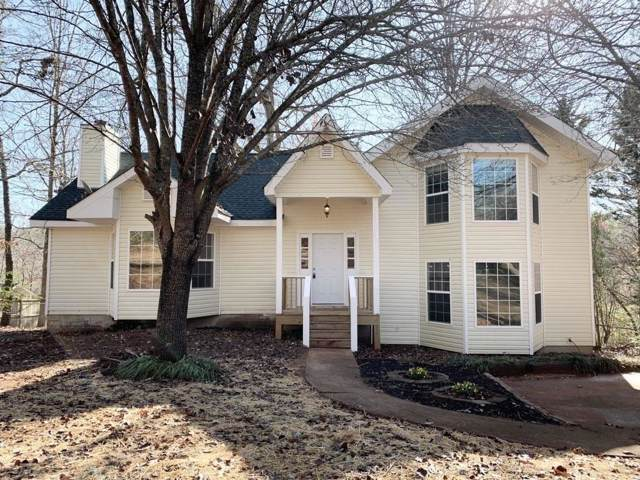 864 Price Road, Dawsonville, GA 30534 (MLS #6653709) :: The Zac Team @ RE/MAX Metro Atlanta