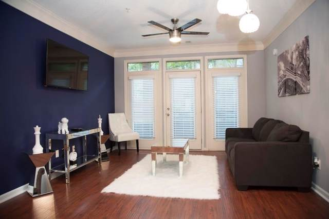 400 17TH Street NW #1232, Atlanta, GA 30363 (MLS #6653711) :: RE/MAX Paramount Properties