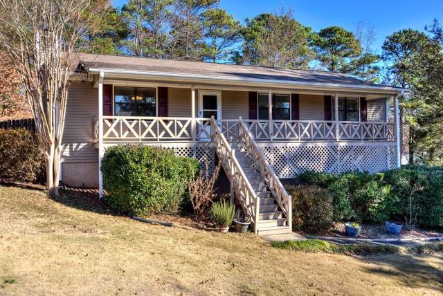 445 Powder Mill Street, Dallas, GA 30157 (MLS #6653760) :: The Heyl Group at Keller Williams