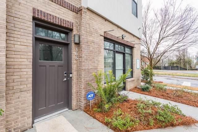 2030 Main Street NW #306, Atlanta, GA 30318 (MLS #6653772) :: Kennesaw Life Real Estate