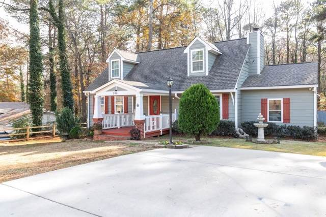 361 Pine Valley Road SW, Mableton, GA 30126 (MLS #6653775) :: MyKB Partners, A Real Estate Knowledge Base