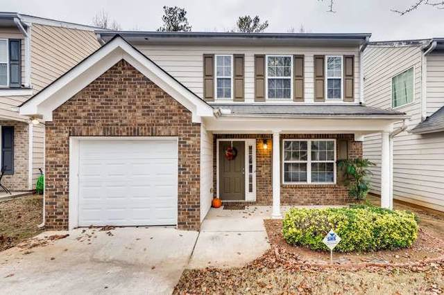 4811 Enclave Drive, Union City, GA 30291 (MLS #6653780) :: RE/MAX Paramount Properties