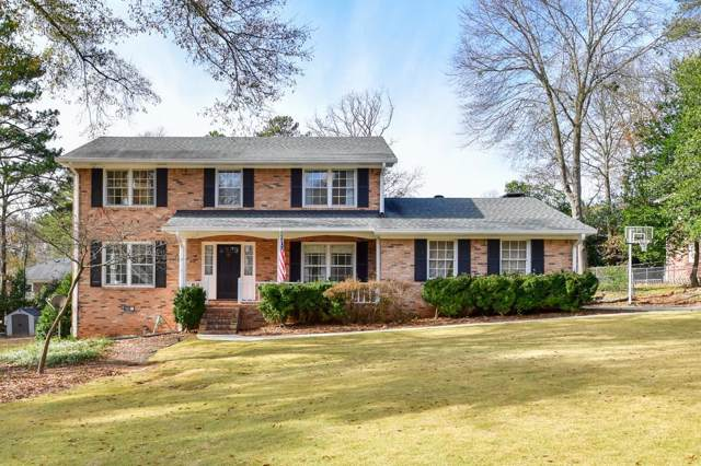 2712 Braithwood Road NE, Atlanta, GA 30345 (MLS #6653792) :: RE/MAX Paramount Properties