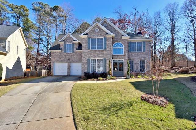 1016 Havenstone Walk, Lawrenceville, GA 30045 (MLS #6653825) :: North Atlanta Home Team