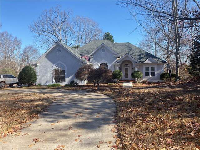 521 Country Club Drive, Stockbridge, GA 30281 (MLS #6653826) :: North Atlanta Home Team