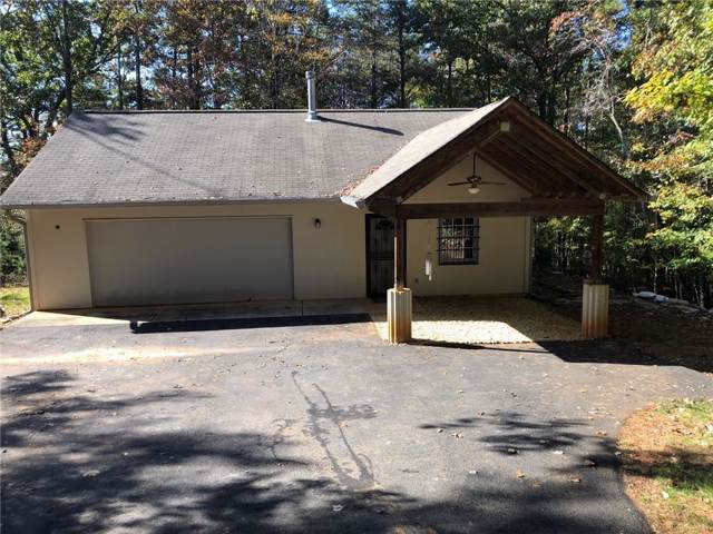 451 Bumpy Trail, Dawsonville, GA 30534 (MLS #6653827) :: Path & Post Real Estate