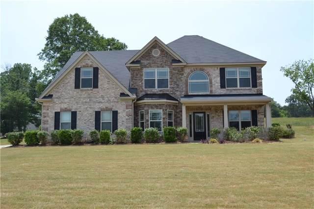 225 Stillbrook Way, Fayetteville, GA 30214 (MLS #6653834) :: Path & Post Real Estate