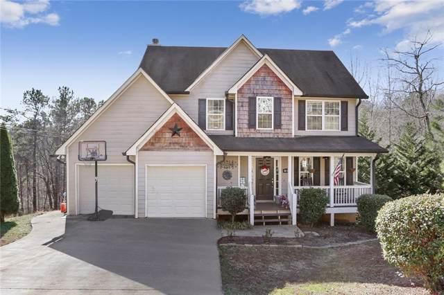 161 N Woods Way, Jasper, GA 30143 (MLS #6653842) :: Path & Post Real Estate
