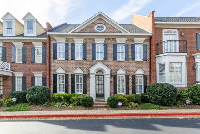 4732 Ivy Ridge Drive #4732, Smyrna, GA 30080 (MLS #6653848) :: The Cowan Connection Team