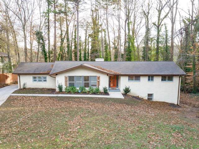 1248 Oakcrest Drive SW, Atlanta, GA 30311 (MLS #6653853) :: KELLY+CO