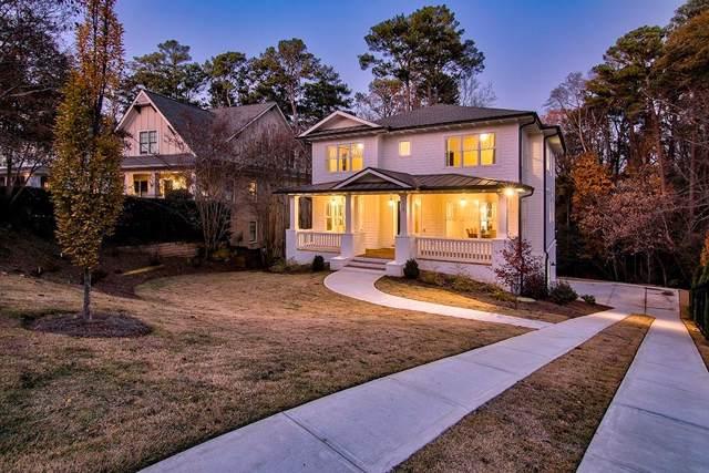 315 Huron Street, Decatur, GA 30030 (MLS #6653859) :: North Atlanta Home Team