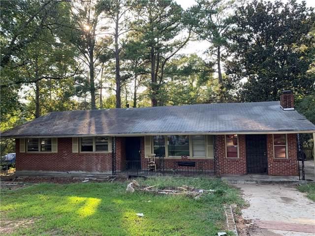 2609 County Line Road SW, Atlanta, GA 30331 (MLS #6653880) :: Good Living Real Estate