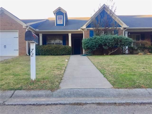 72 Princeton Avenue, Adairsville, GA 30103 (MLS #6653888) :: The Hinsons - Mike Hinson & Harriet Hinson