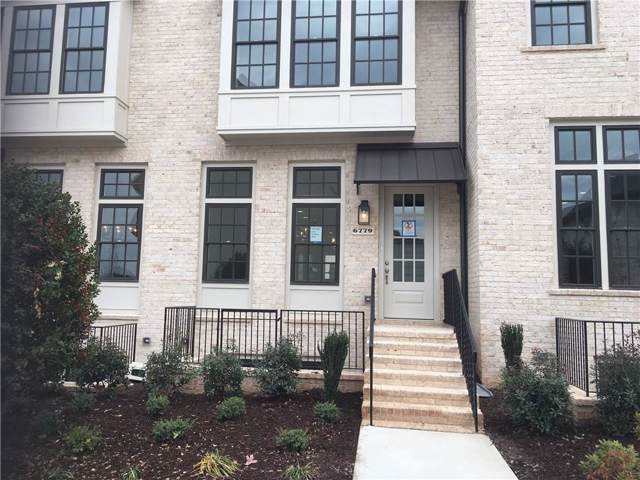 6779 Cadence Boulevard #239, Sandy Springs, GA 30328 (MLS #6653894) :: North Atlanta Home Team