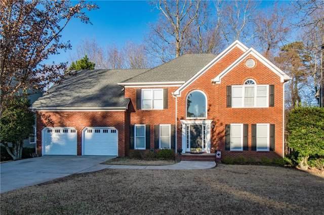 682 Wolfs Bane Drive NW, Acworth, GA 30102 (MLS #6653910) :: Kennesaw Life Real Estate